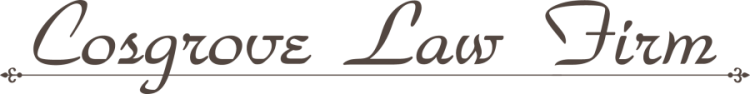 Cosgrove Law Firm